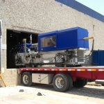 300 ton injection molding machine 2